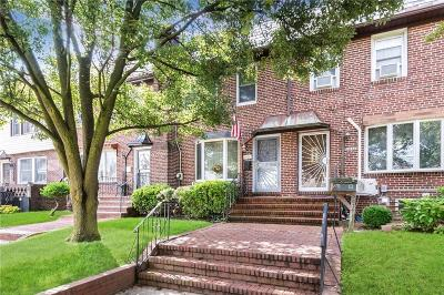 Brooklyn NY Single Family Home For Sale: $799,000