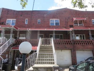 Brooklyn NY Multi Family Home For Sale: $570,000