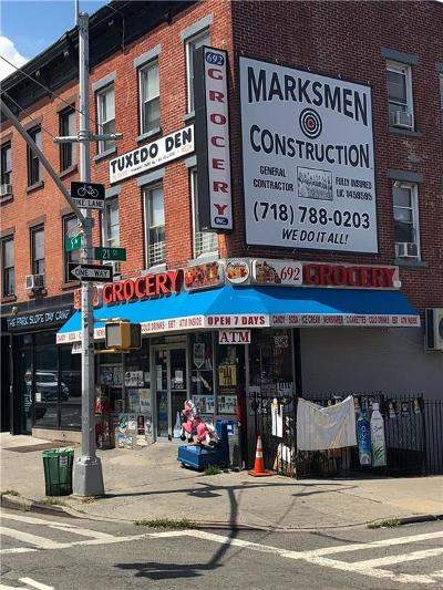 Brooklyn Commercial Mixed Use For Sale: 692 5 Avenue