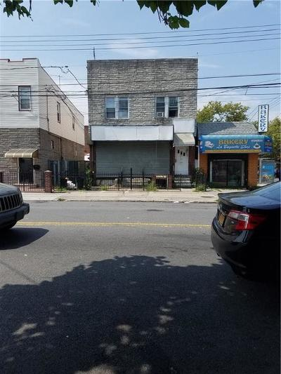 Brooklyn Commercial Mixed Use For Sale: 9623 Avenue M