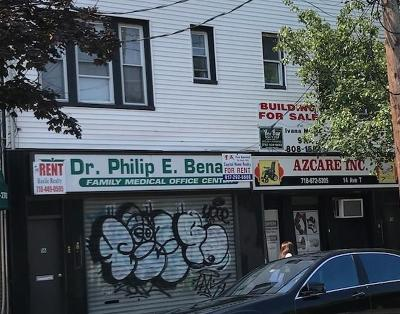 Brooklyn Commercial Lease For Lease: 16 Avenue T