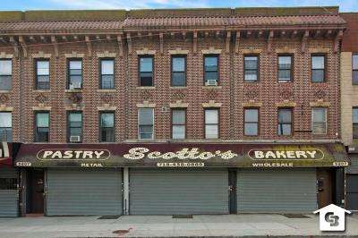 brooklyn Commercial Mixed Use For Sale: 3803-3807 13 Avenue