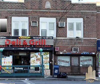 brooklyn Commercial For Sale: 751-753 4 Avenue