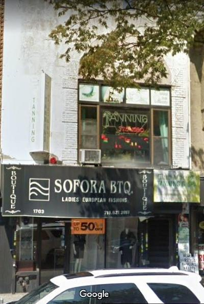 Brooklyn Commercial Mixed Use For Sale: 1703 Kings Highway