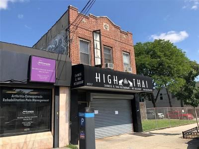 Brooklyn Commercial Mixed Use For Sale: 4017 Avenue U