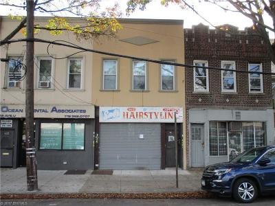 Brooklyn Commercial Mixed Use For Sale: 620 Avenue U