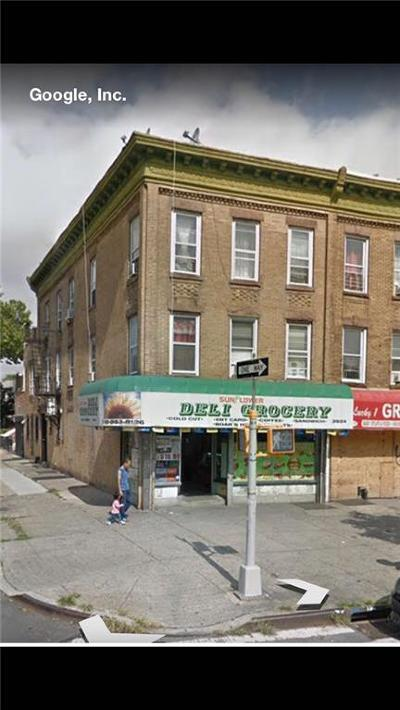 Brooklyn Commercial Mixed Use For Sale: 3924 Fort Hamilton Parkway