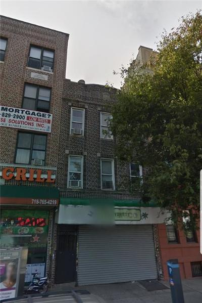 Brooklyn Commercial Mixed Use For Sale: 5003 4 Avenue