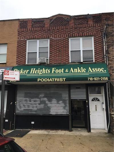 Brooklyn Commercial Lease For Lease: 8407 15 Avenue