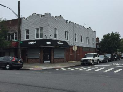 Brooklyn Commercial Mixed Use For Sale: 5023 Avenue N