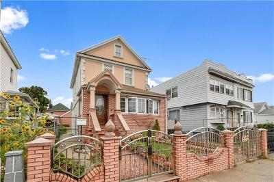 Brooklyn Single Family Home For Sale: 1407 Remsen Avenue