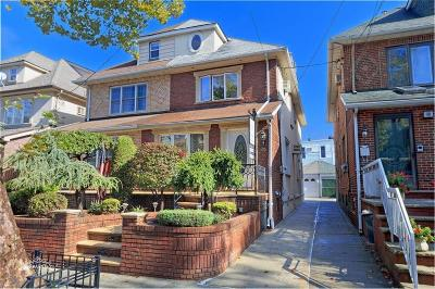 Brooklyn Single Family Home For Sale: 1041 78 Street