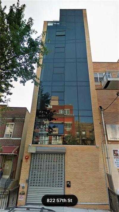 Brooklyn Commercial Lease For Lease: 822 57 Street #BSM