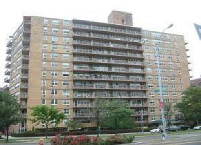 Brooklyn Co-op For Sale: 2650 Ocean Parkway Park #1P