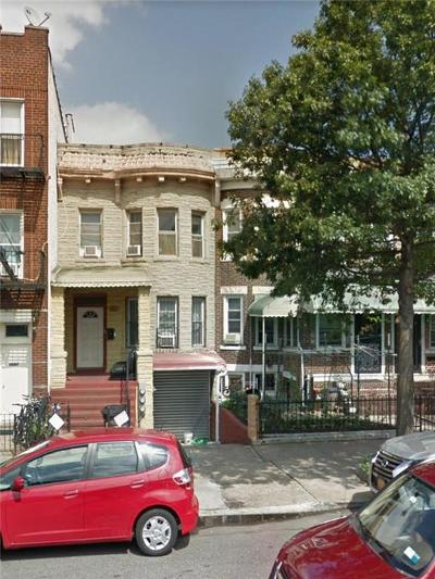 Brooklyn NY Multi Family Home For Sale: $1,380,000