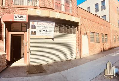 Brooklyn Commercial Lease For Lease: 3614 14 Avenue