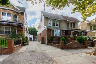 Brooklyn Single Family Home For Sale: 7807 19th Avenue