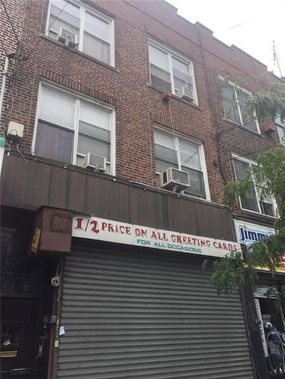 Brooklyn Commercial Mixed Use For Sale: 6920 13 Avenue
