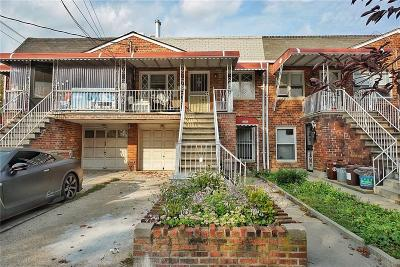 Brooklyn NY Multi Family Home For Sale: $988,000