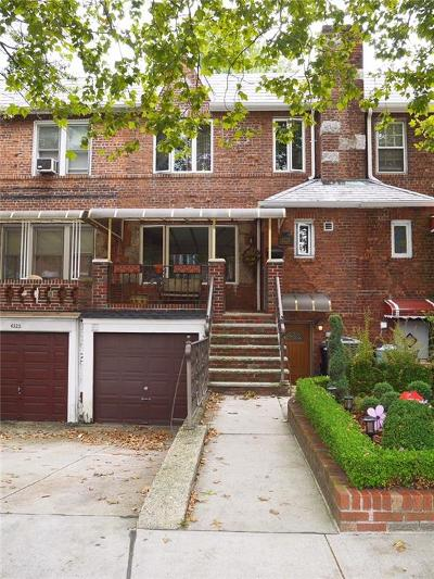 Single Family Home For Sale: 4325 Bedford Avenue