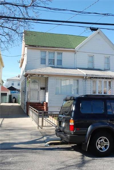 Single Family Home For Sale: 1502 East 58 Street