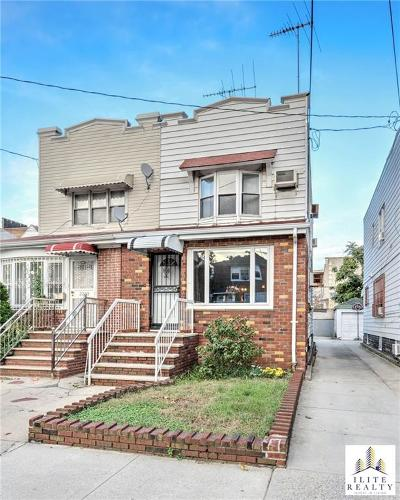 Single Family Home For Sale: 2215 East 18 Street