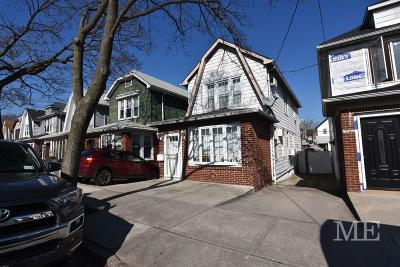 Single Family Home For Sale: 1737 Stuart Street