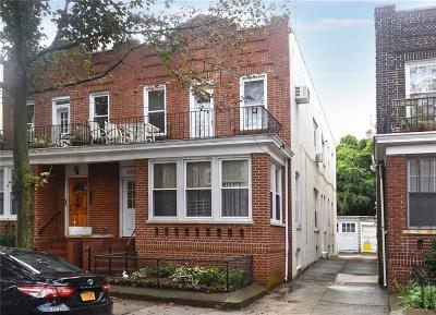 Brooklyn NY Multi Family Home For Sale: $1,188,000