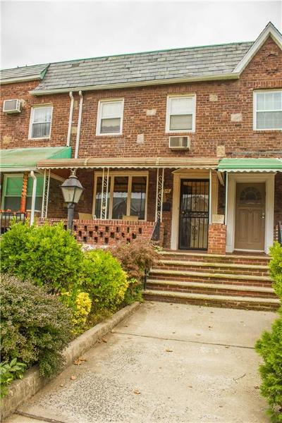 Single Family Home For Sale: 3316 Avenue T