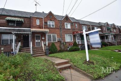 Single Family Home For Sale: 3116 Nostrand Avenue