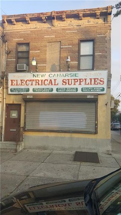 Brooklyn Commercial Mixed Use For Sale: 8802 Glenwood Road