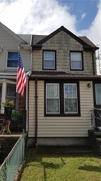 Single Family Home For Sale: 1636 East 35 Street
