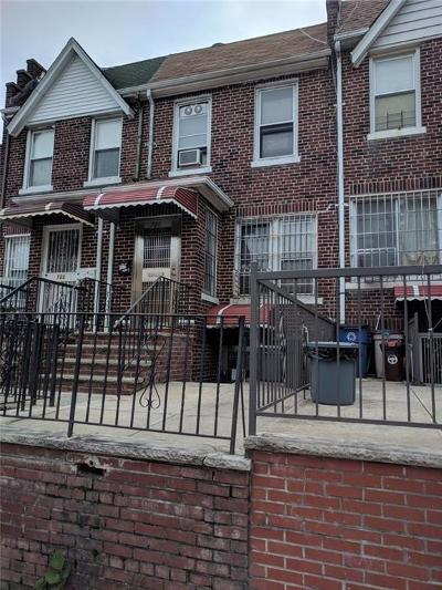 Brooklyn NY Single Family Home For Sale: $1,130,000