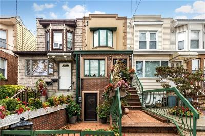 Brooklyn NY Single Family Home For Sale: $1,100,000
