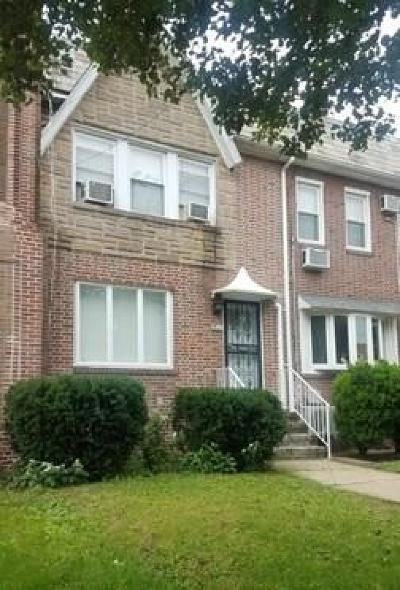 Single Family Home For Sale: 1820 East 32 Street