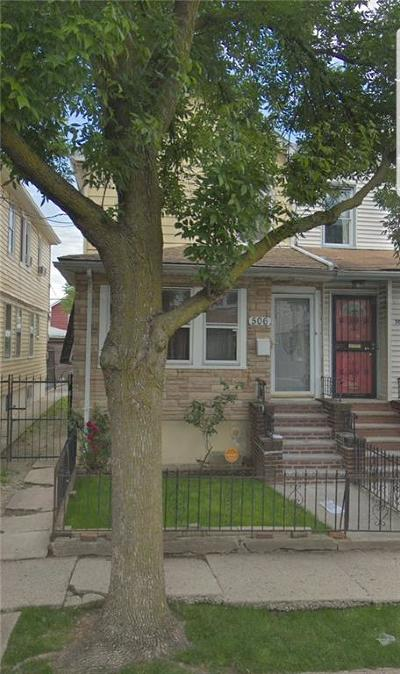 Brooklyn NY Single Family Home For Sale: $499,000