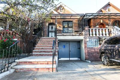 Brooklyn NY Single Family Home For Sale: $698,000