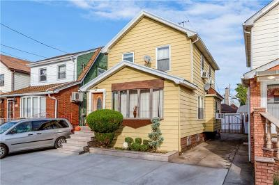 Brooklyn NY Single Family Home For Sale: $1,300,000