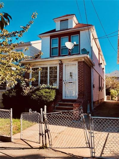 Brooklyn NY Single Family Home For Sale: $579,000