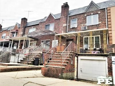 Single Family Home For Sale: 2208 East 28 Street