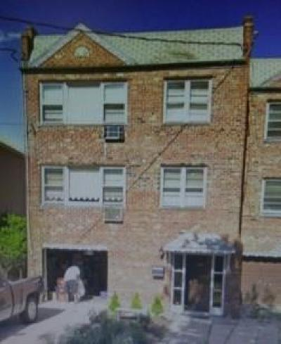 Multi Family Home For Sale: 2053 Haring Street