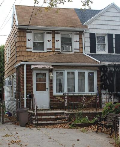 Single Family Home For Sale: 1854 East 35 Street