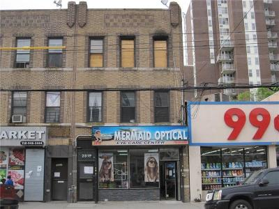 Brooklyn Commercial Mixed Use For Sale: 2819 Mermaid Avenue