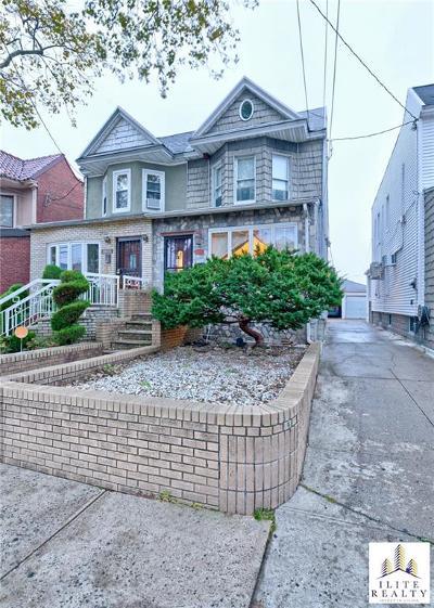 Brooklyn Single Family Home For Sale: 7807 12 Avenue
