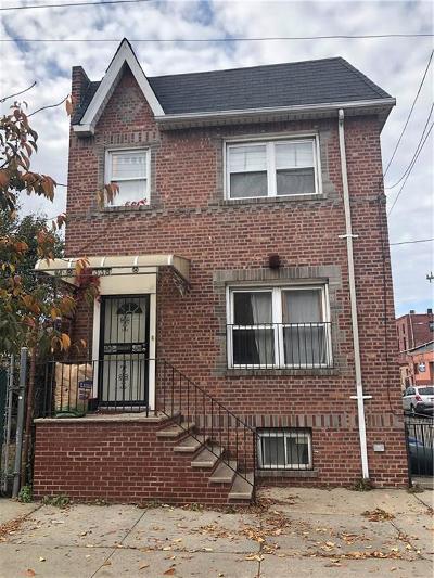 Brooklyn Single Family Home For Sale: 338 Van Brunt Street