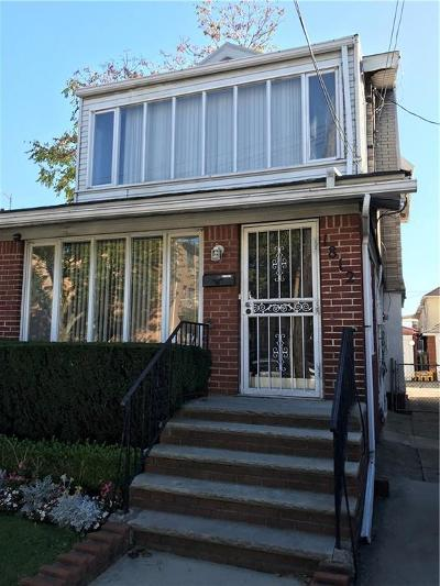Brooklyn Single Family Home For Sale: 1812 Avenue T