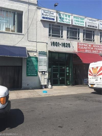 Brooklyn Commercial Lease For Lease: 1601 Gravesend Neck Road #12