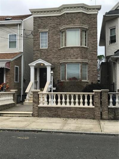 Brooklyn Single Family Home For Sale: 141 Bay 10 Street
