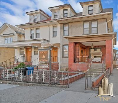Brooklyn Single Family Home For Sale: 1960 82 Street