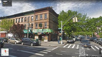 Brooklyn Commercial Mixed Use For Sale: 96 Kingston Avenue